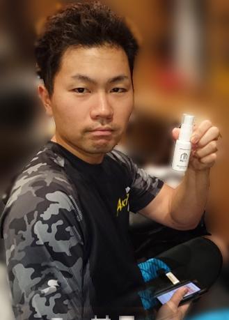 中村 晃 選手