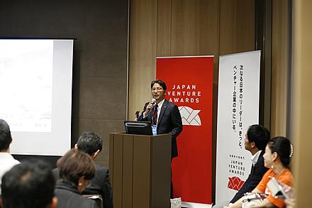 浅草にオープンする「まるごとにっぽん 温泉座」で 海外からの来訪者へ温泉大国日本をアピールしたいと語る