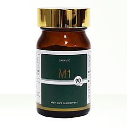 M1ヘアケアサプリメント